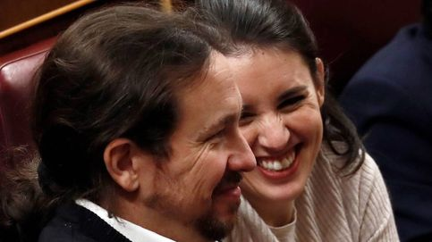 Irene Montero habla de los rumores de infidelidad de Pablo Iglesias