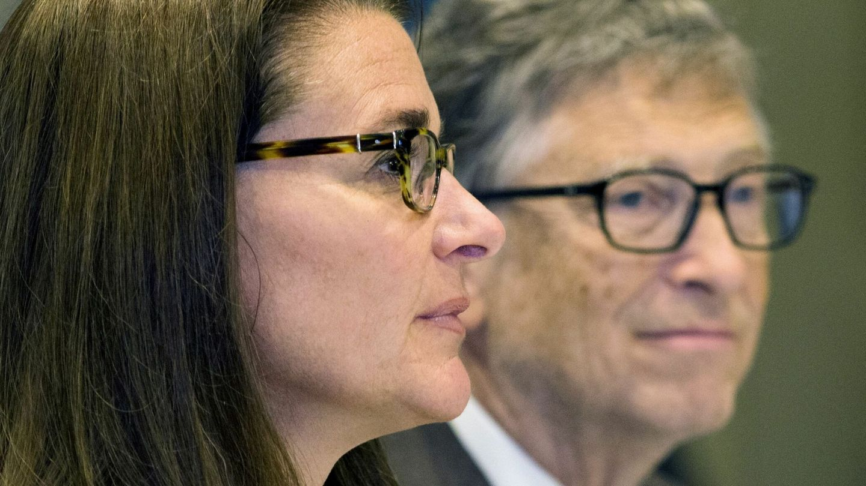 Bill y Melinda Gates. (Reuters)