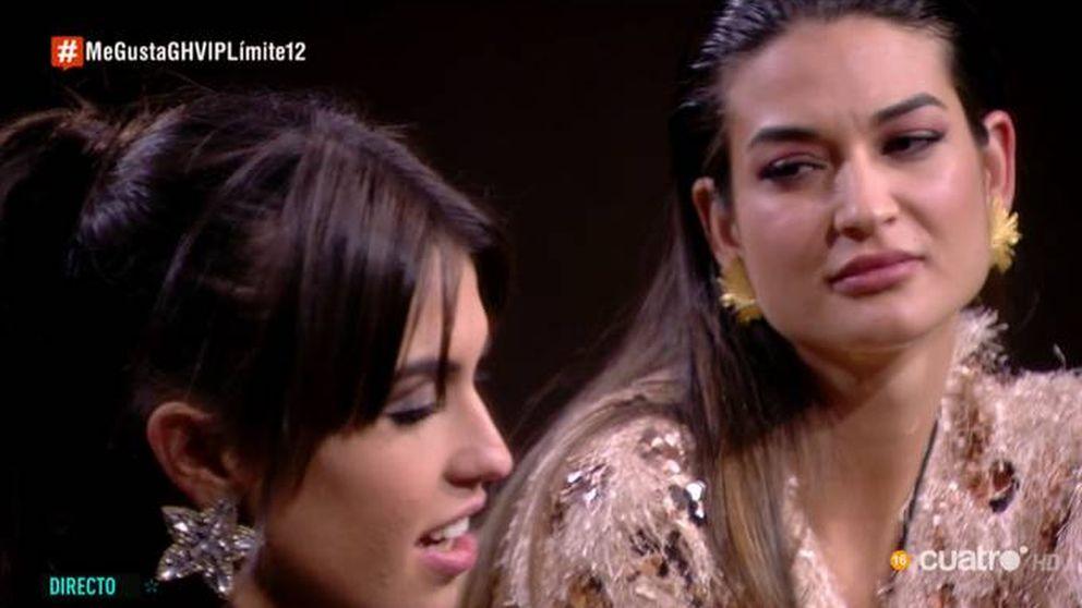 'GH VIP 7'   Estela Grande se encara con Sofía Suescun en su encuentro más tenso