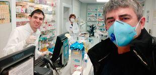 Post de El futbolista que cambia el balón por vender mascarillas para el coronavirus