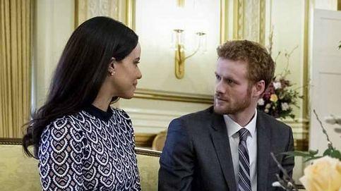 Este es el vestido tripitido en la boda real (y que ya llevó Meghan en televisión)