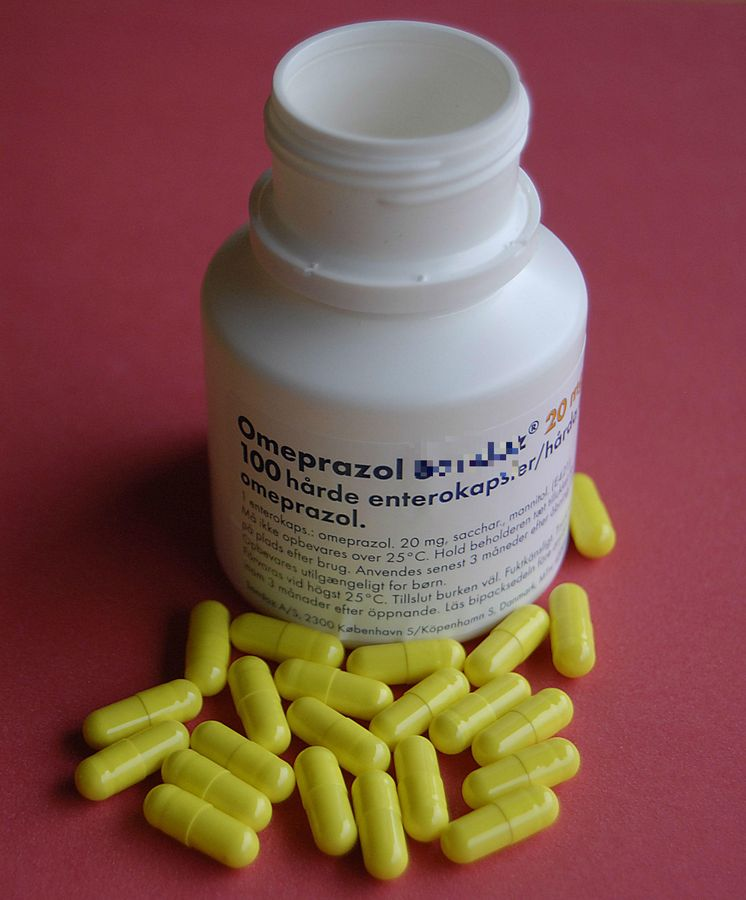 omeprazol soldier que sirve y dosis