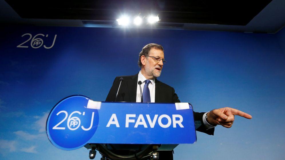 Foto: El presidente del Gobierno en funciones, Mariano Rajoy. (Reuters)