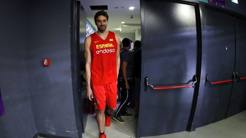 España, a por otra medalla en el EuroBasket a lomos de Pau Gasol