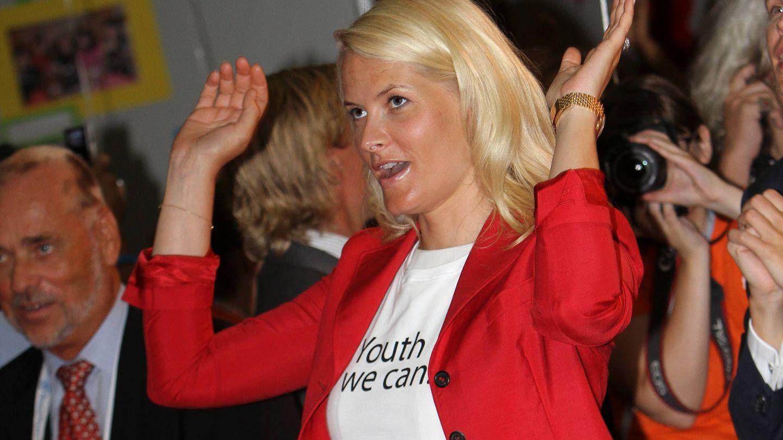 Mette-Marit en Viena en 2010. (Gtres)
