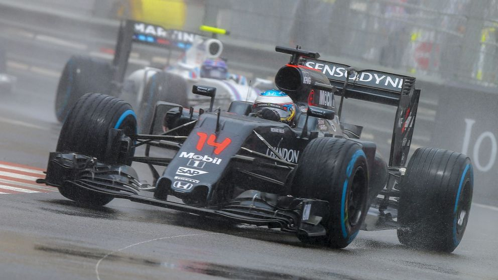 Fernando Alonso recordó a Ron Dennis en Mónaco  quién es todavía el mejor