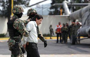 Cae el 'Chapo' Guzmán, el mayor capo mundial de la droga