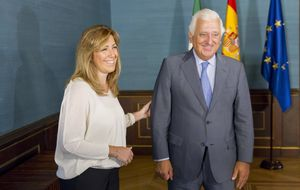 La juez imputa a Santiago Herrero y otros directivos de la patronal