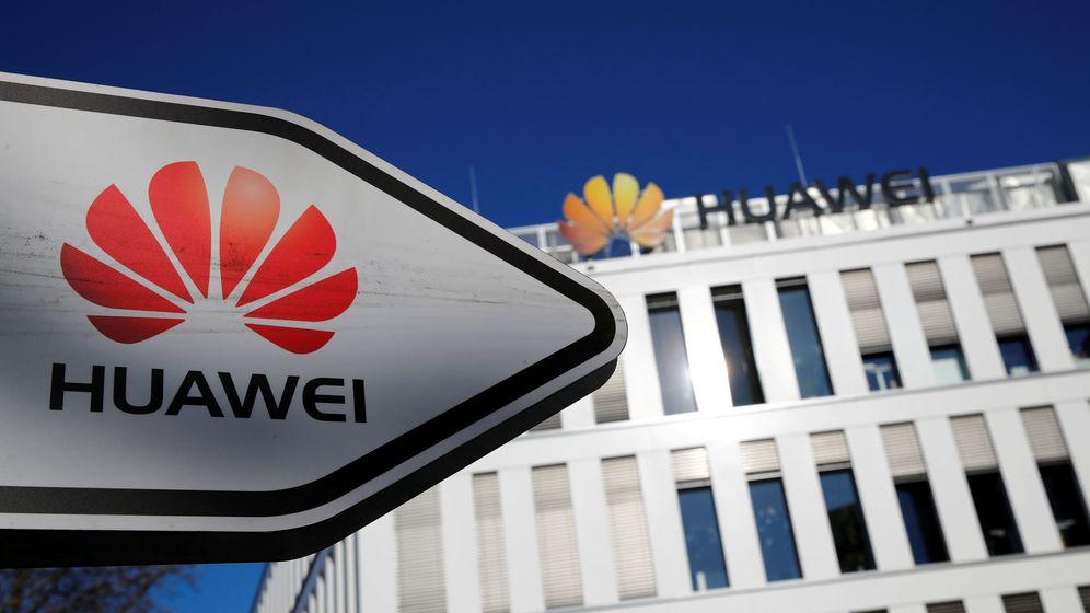 Foto: Sede Huawei (reuters)