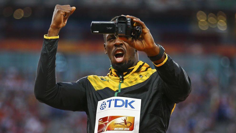 Cuando España celebró más el oro de Usain Bolt que el suyo propio