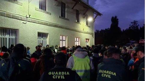 Cientos de efectivos buscan a Yago, desaparecido hace cinco meses en Ortigueira