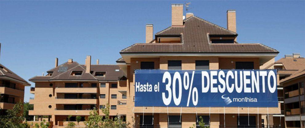 Los precios de la vivienda caerán a niveles de 1989 por el creciente 'stock' y la falta de crédito