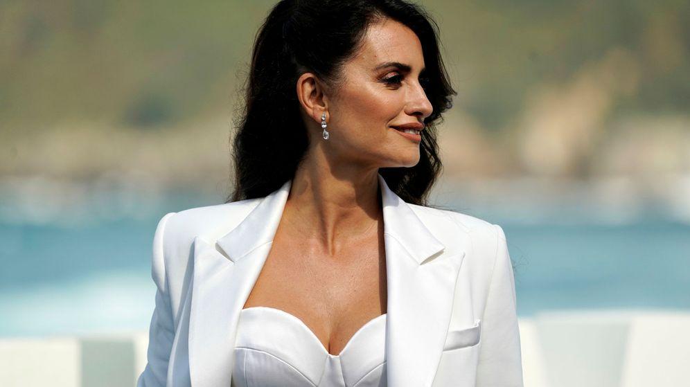 Foto: Penélope Cruz ha recibido el Premio Donostia del Festivalde San Sebastián. (Efe)