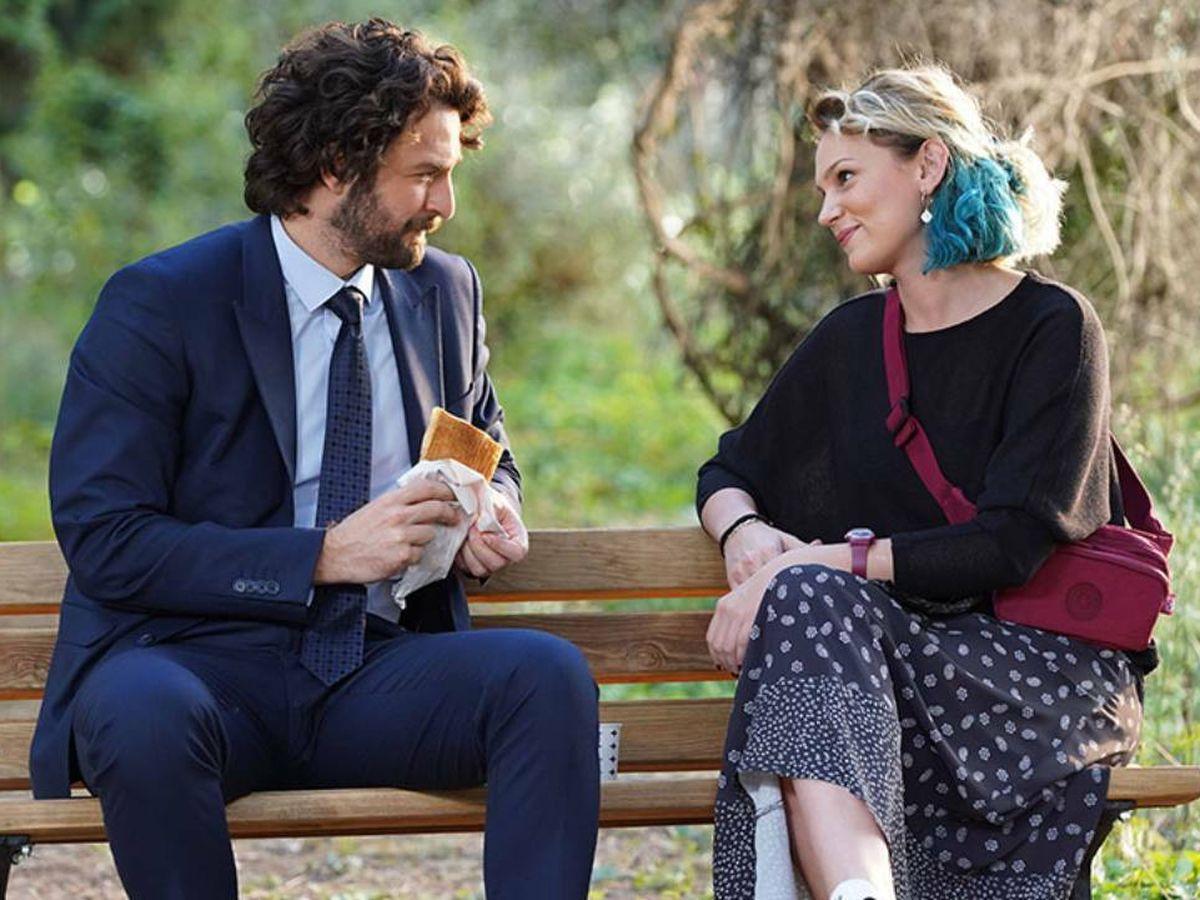 Foto: Los protagonistas de 'Inocentes'. (Antena 3)