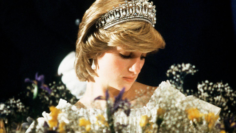 Lady Di en una imagen de archivo. (Getty)