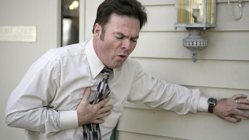 Las cinco cosas que debes hacer para no tener un infarto