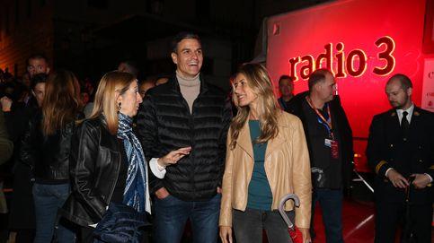 Sánchez asiste en el Congreso al concierto '40 años de música española en democracia'