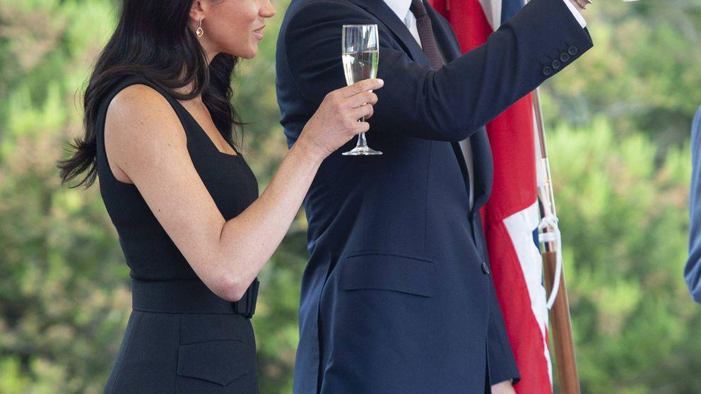 Meghan 'reforma' a Harry: la duquesa le habría prohibido tomar alcohol