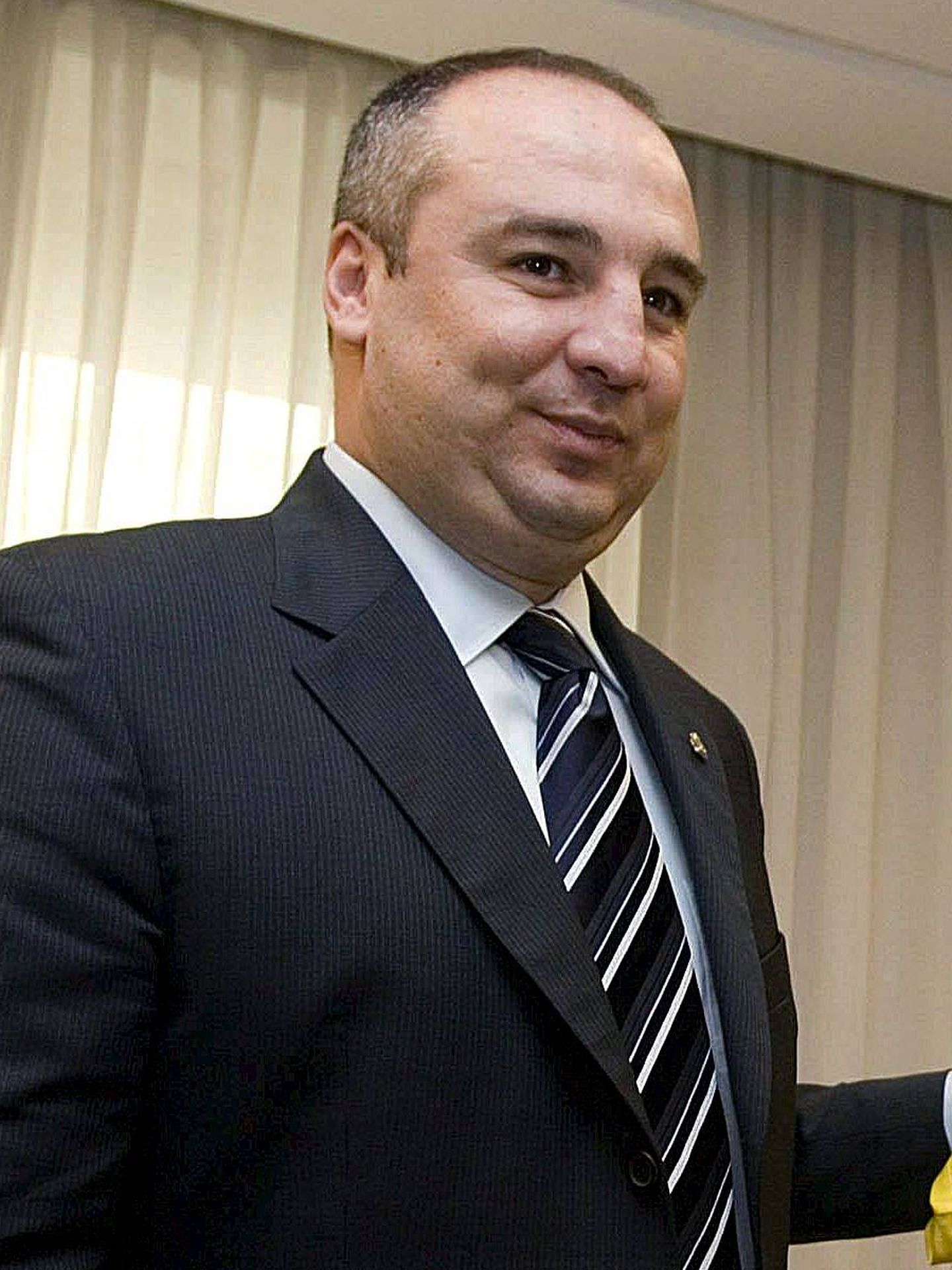 Miguel Ángel Ramírez es presidente de la UD Las Palmas y propietario de Seguridad Integral Canaria.