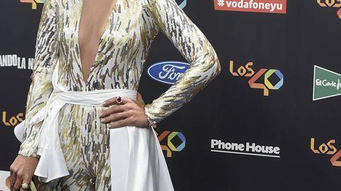 Paula Echevarría en Los 40 Music Awards: por qué su look no convence