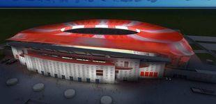 Post de El Wanda Metropolitano competirá con Bakú por la final de la Champions 2019