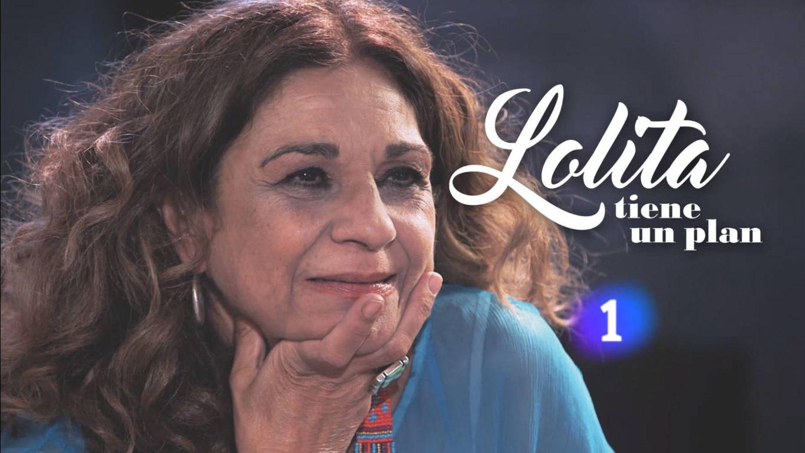 Foto: Lolita Flores, la anfitriona del nuevo espacio de entrevistas de La 1. (RTVE)