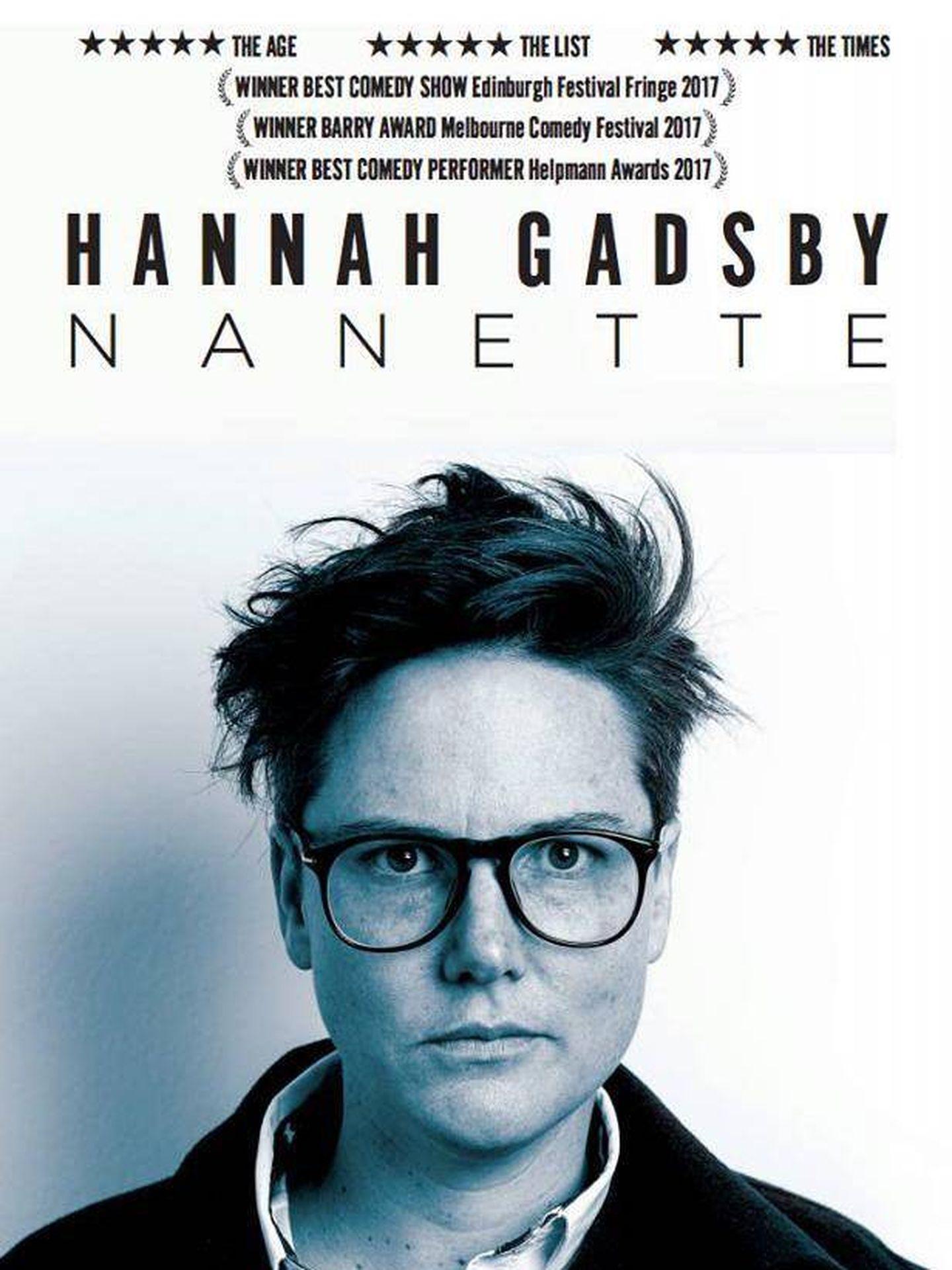 Hannah Gadsby- 'Nanette'