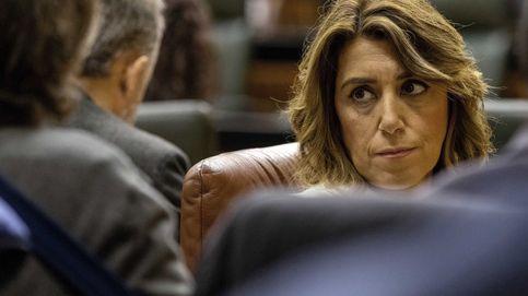 Susana Díaz pide que PP y Cs presten diez diputados para no depender de ERC