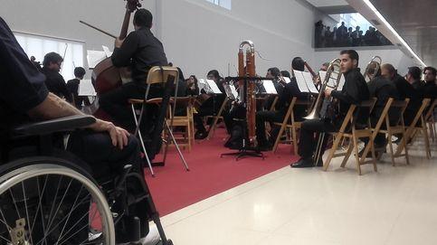 Los parapléjicos del Hospital de Toledo vibran con la Novena de Beethoven