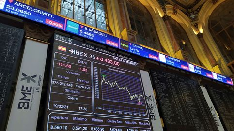 El Ibex 35 sigue en modo caída, lastrado por los valores turísticos