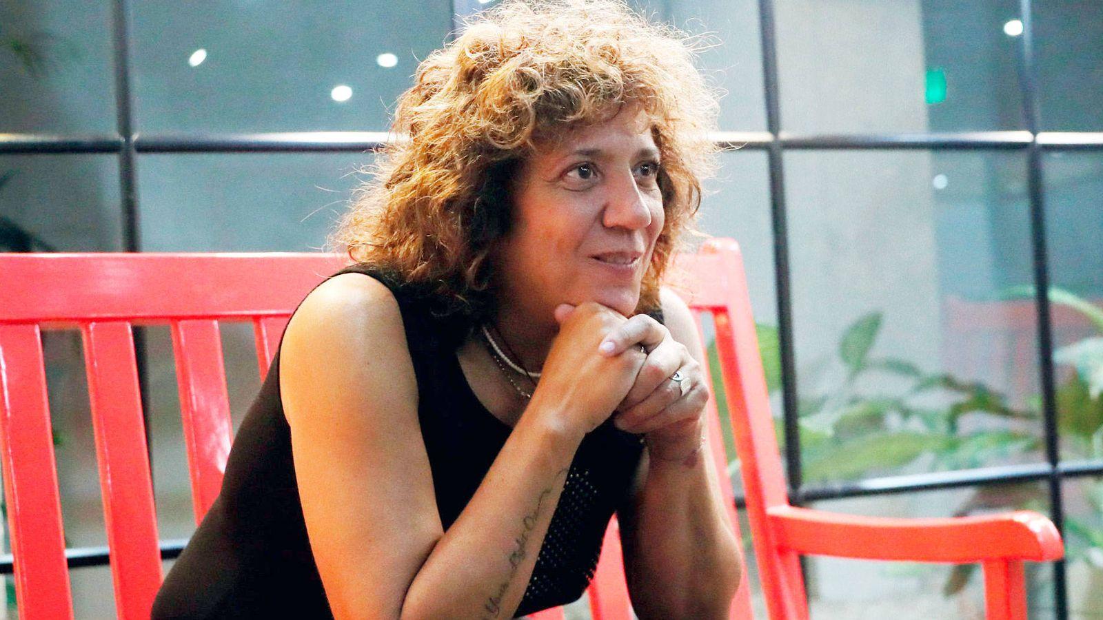 Foto: Rosana, en una imagen de archivo. (EFE)