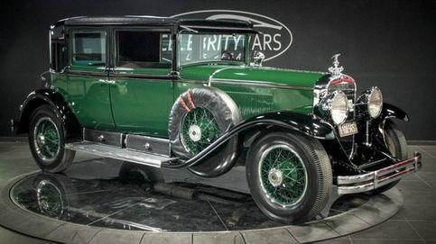 Un Cadillac blindado que pudo pertenecer a Al Capone, a la venta