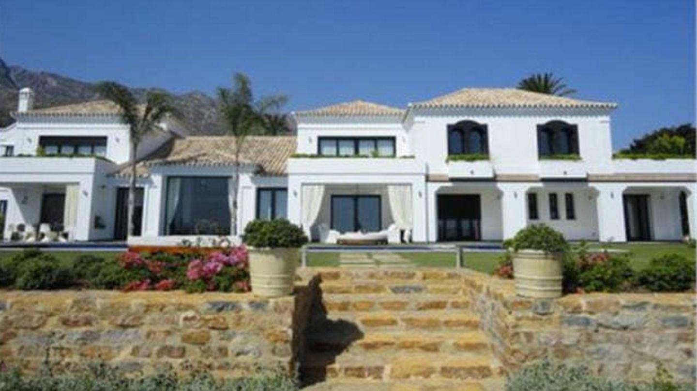 La casa de Carmen Janeiro y Luis Masaveu. (Idealista)
