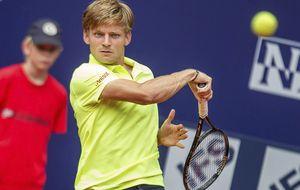 David Goffin, el fan de Federer que amenaza con ser una estrella ATP