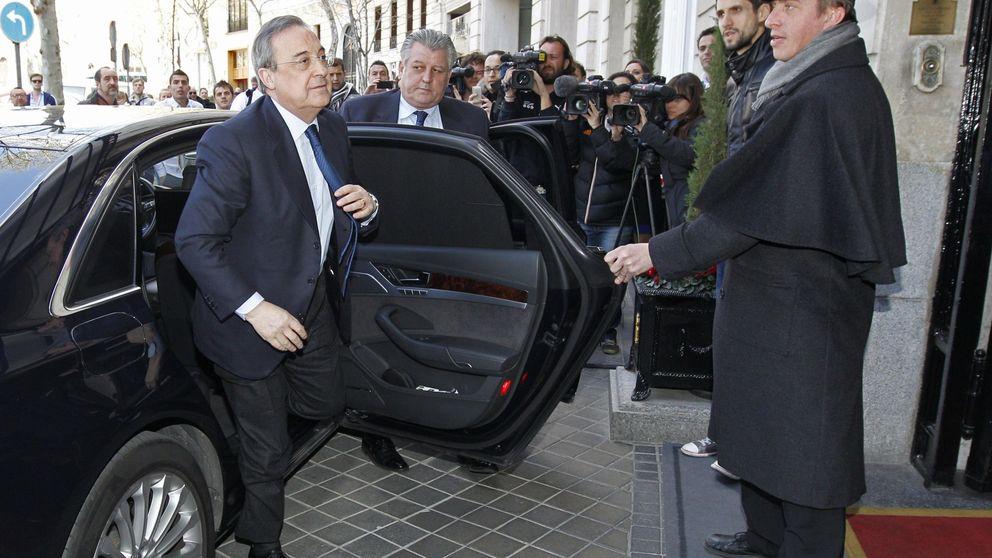Florentino Pérez declara ante el juez por la relación del Madrid con la 'Operación Púnica'