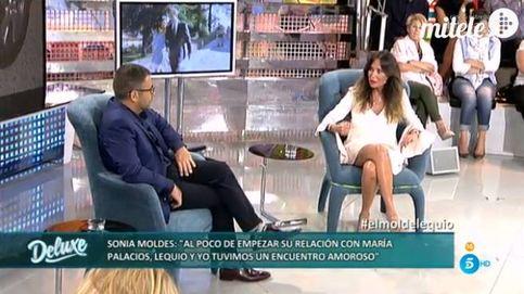 Sonia Moldes confirma que Lequio le pedía volver llorando y de rodillas