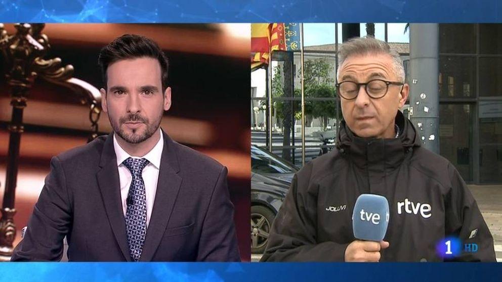TVE patina en directo con el crimen del caso CAM: Les pedimos disculpas