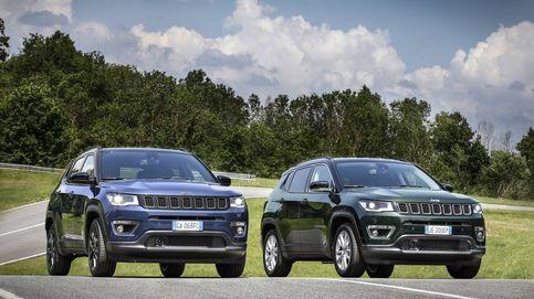 La reinvención del Jeep Compass, el coche con mecánicas adaptadas al gusto europeo
