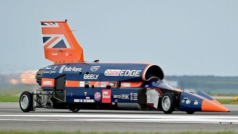 Suspenden el proyecto del coche supersónico que quería ir a 1.600 kms/hora