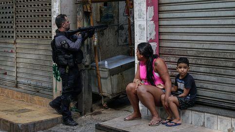 Operativo policial deja 25 muertos en Brasil