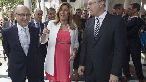 Hacienda devolverá a Susana Díaz 1.397 euros según su declaración de IRPF