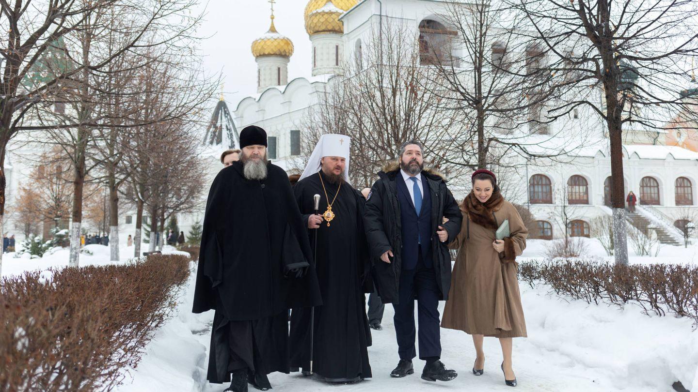El gran duque Jorge de Rusia y su prometida cumplieron con uno de sus grandes deseos. (Foto: Cancillería de la Casa Imperial de Rusia)