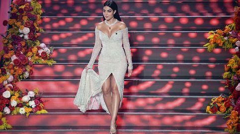 De Sanremo a 'Mask Singer': las veces que Georgina nos ha dejado con la boca abierta