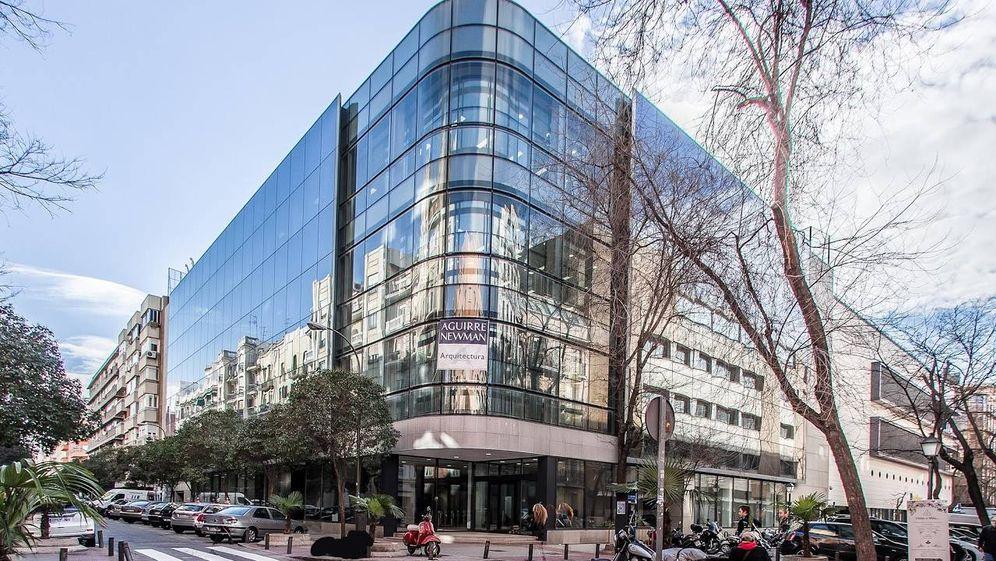 Foto: Edificio Don Ramón de la Cruz, en Madrid (Foto: Axiare Patrimonio)