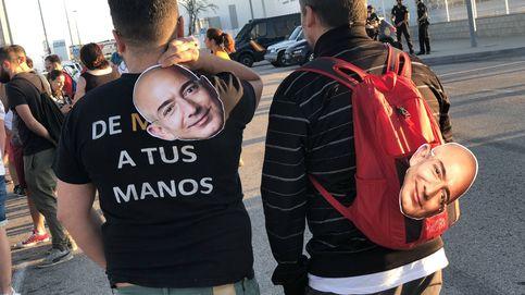 Comienza la huelga del Prime Day más caliente: Amazon ha vaciado el almacén