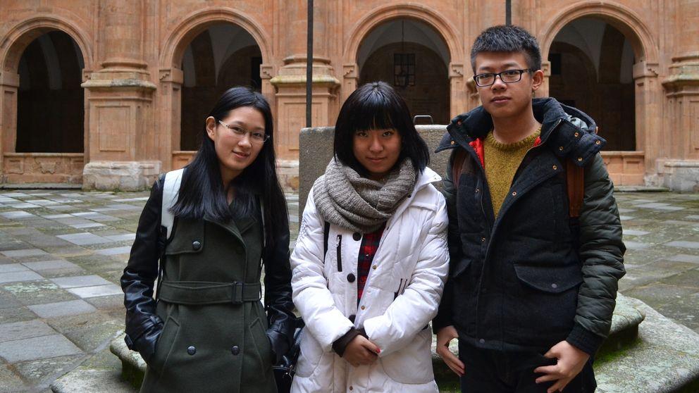 Es más fácil encontrar trabajo en China si estudias español