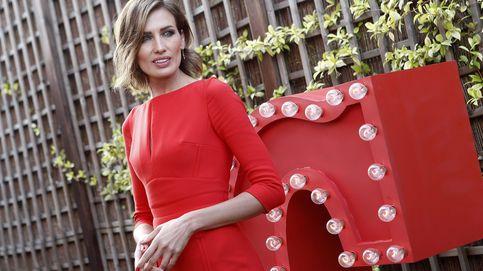 Nieves Álvarez, de rojo pasión para un perfecto afterwork