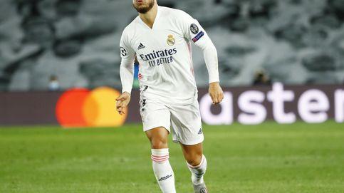 El 'annus horribilis' de Eden Hazard: tiene peores números que Bale, Costa o Dembélé