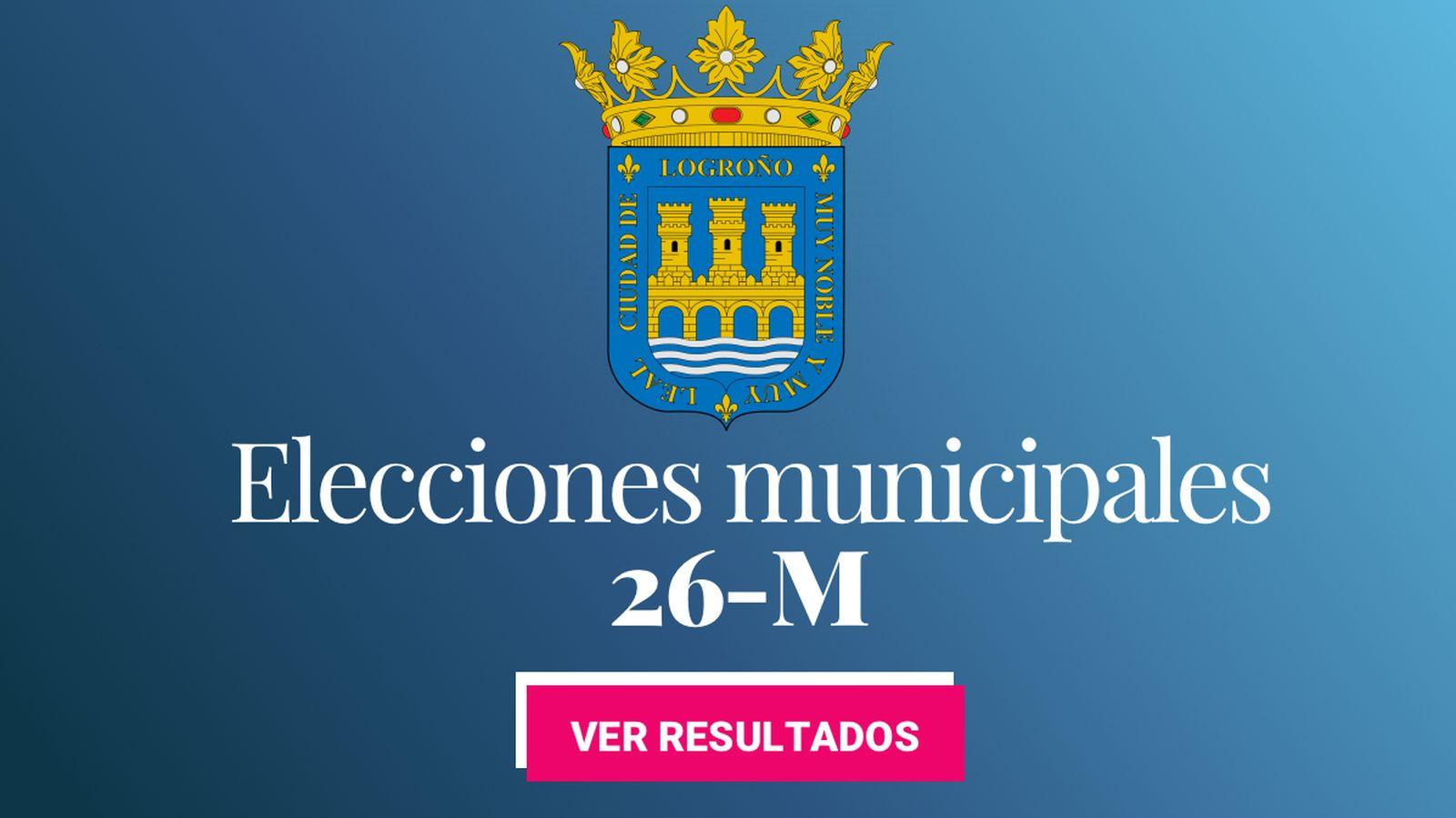 Foto: Elecciones municipales 2019 en Logroño. (C.C./EC)