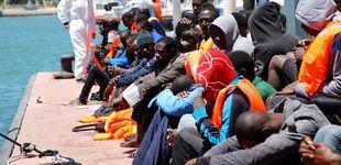 Post de Marruecos pone a prueba a Sánchez recordándole que controla la inmigración